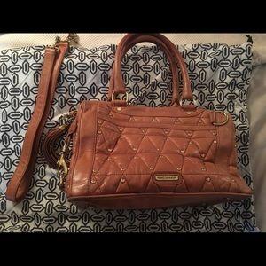 Rebecca Minkoff brown purse